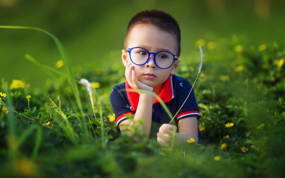 Lentillas para frenar la miopía en los niños