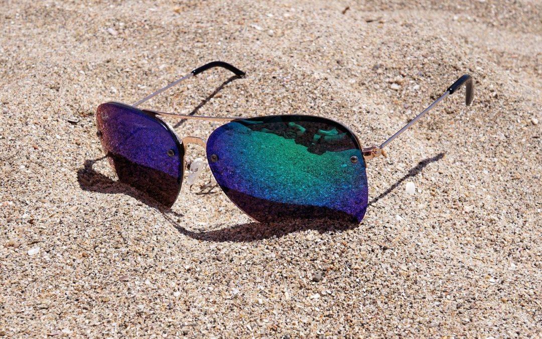 Cuidado con el uso de gafas de sol no homologadas