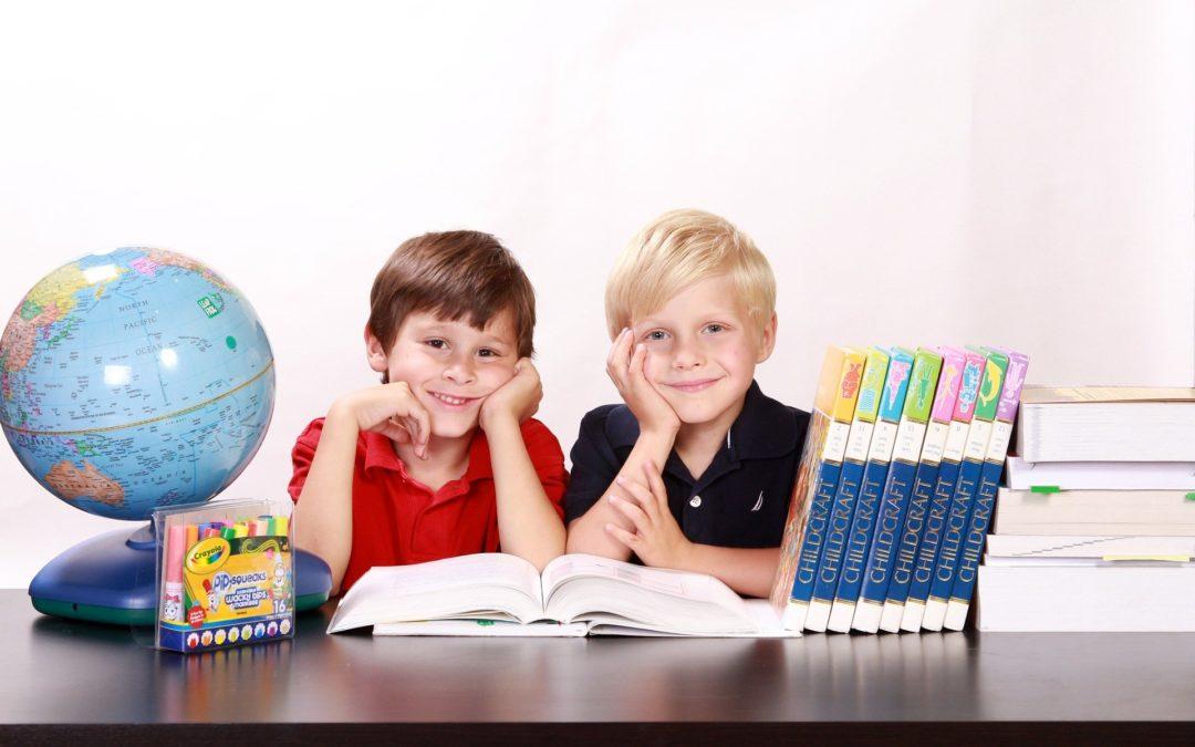 Habilitar las zonas de estudio durante la vuelta al curso escolar